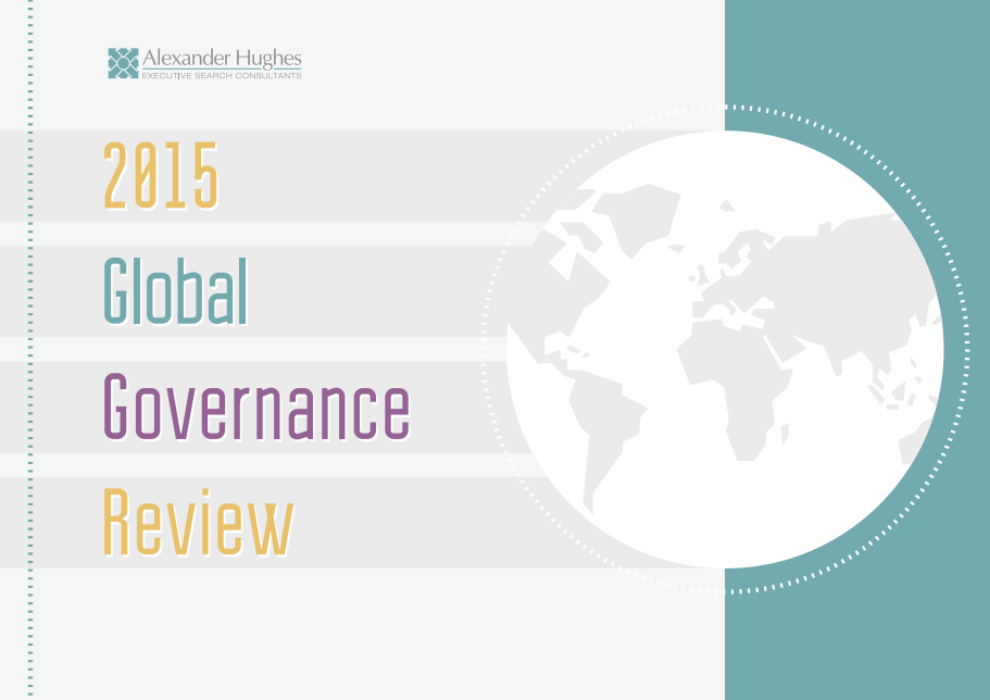 2015 Global Governance Review